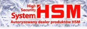 HSSystem - niszczarki, nacinarki, urządzenia biurowe HSM